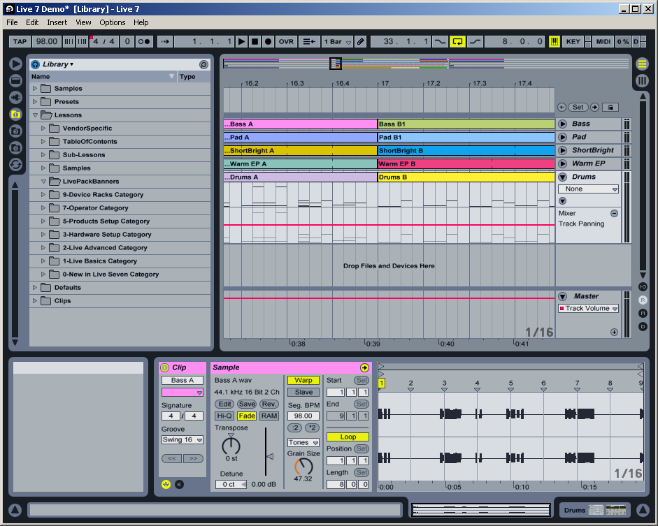Sound Production in Ableton Live for Musicians and Artists