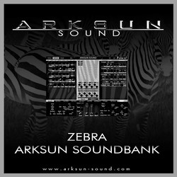 Arksun-Sound Zebra Arksun Soundset