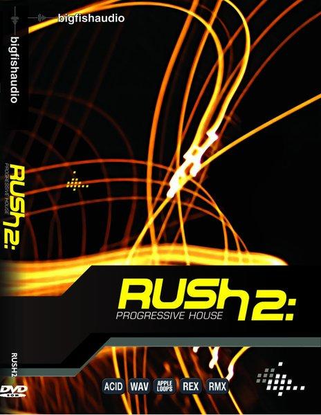 Big fish rush 2 progressive house cheap oem software for Big fish audio