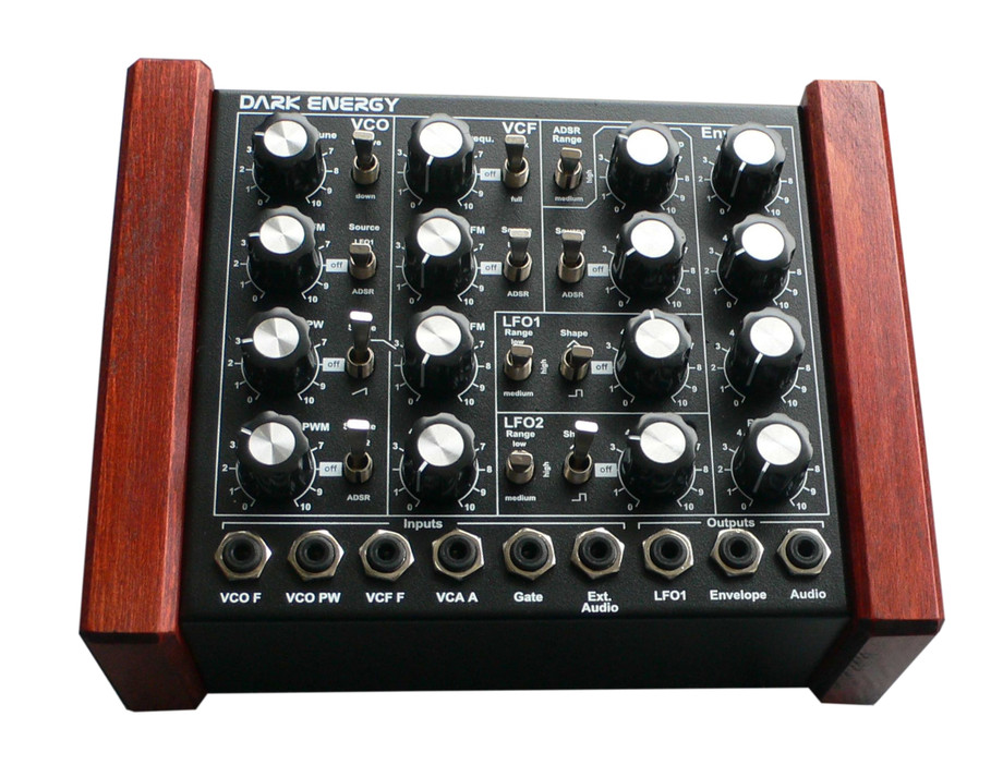 doepfer dark energy a monophonic stand alone synthesizer with usb and midi interface. Black Bedroom Furniture Sets. Home Design Ideas