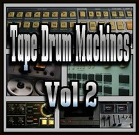 Goldbaby Tape Drum Machines Vol 2