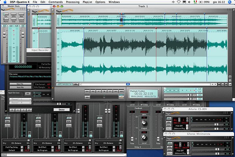 аудиоредактор на Mac - фото 11