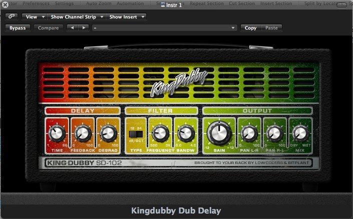 Delay Tape a Free Dub Tape Delay