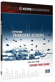 Native Instrument FM8 Transient Attacks