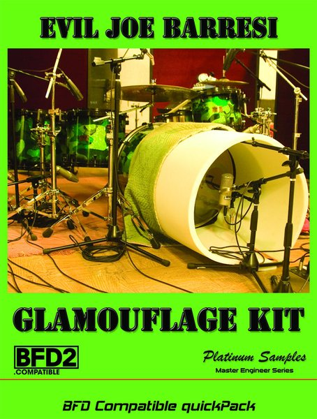 Platinum Samples Glamouflage Kit QuickPack, a BFD compatible