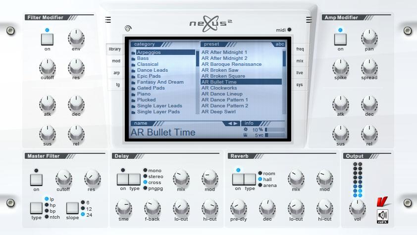 Refx nexus 2 full mac download | vst package + skins + content.