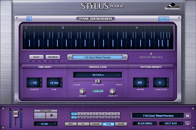 Spectrasonics Stylus RMX Updated To V1.7.1e, Various Bug Fixes