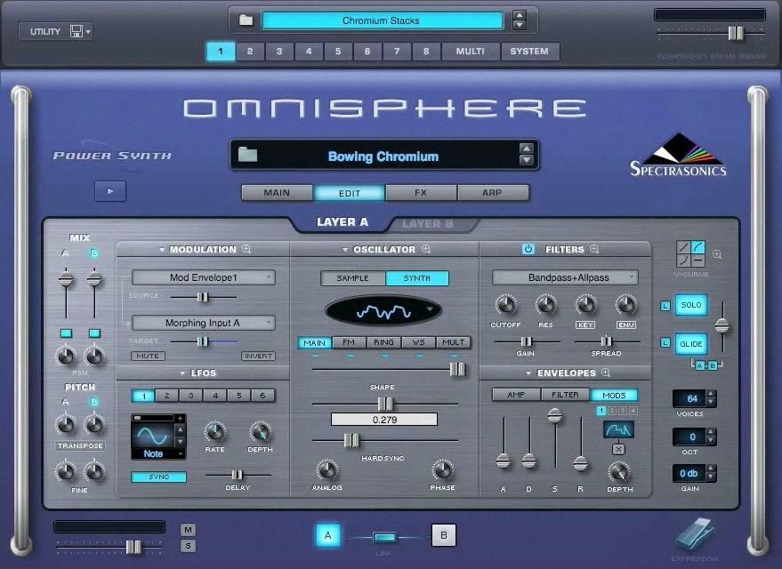 Download Free Spectrasonics Omnisphere 15 Rapidshare Software