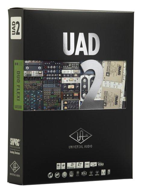 universal audio uad 2 pcie dsp accelerator card and v5 powered plug ins. Black Bedroom Furniture Sets. Home Design Ideas