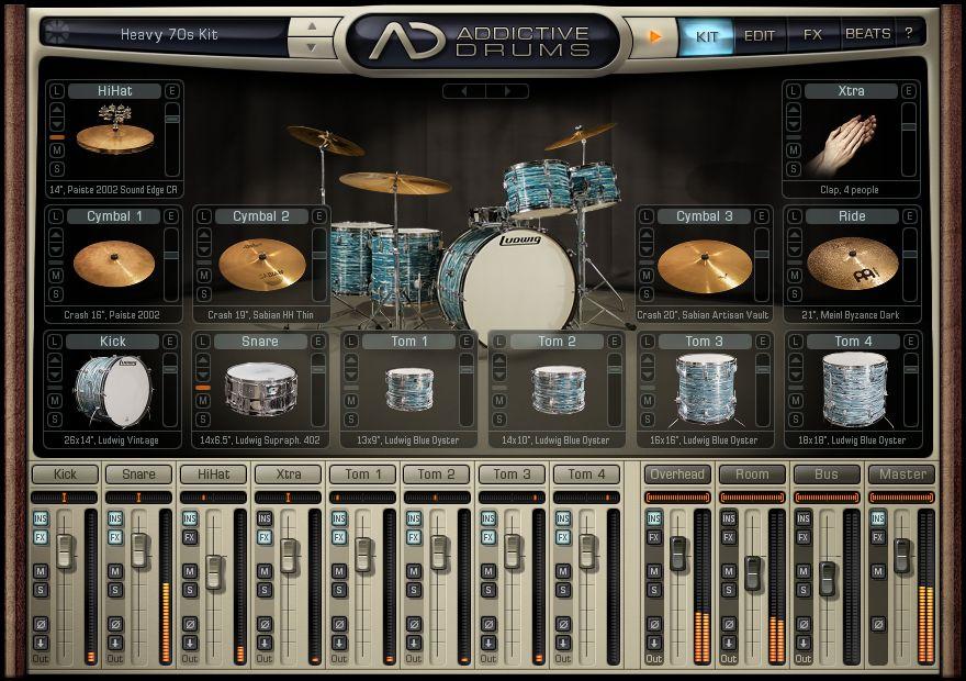 addictive drums crack windows