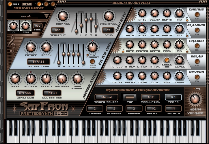 Fretted Synth Audio Freeware Vst Effect And Instrument