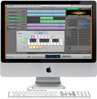 apple introduces garageband 39 09 basic artist lessons new guitar features and the magic. Black Bedroom Furniture Sets. Home Design Ideas