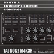 Free patches and sound banks for Togu Audio Line TAL-NoiseMaker
