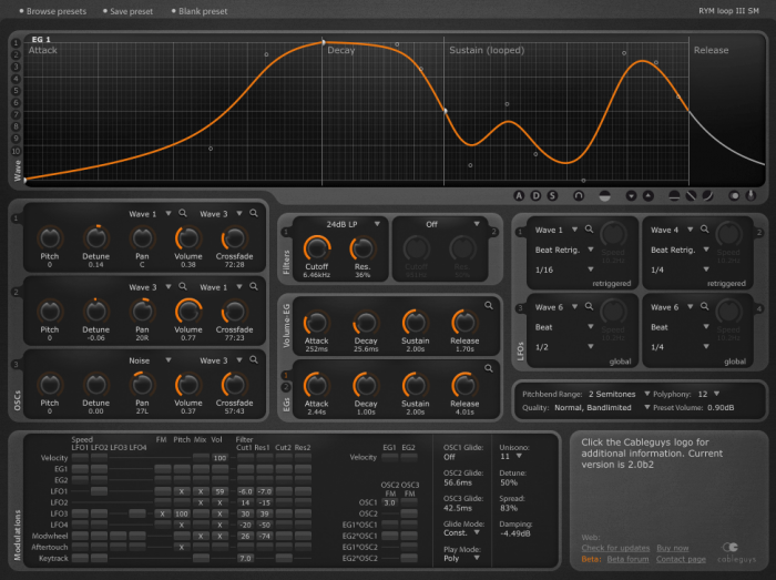 curve-2-beta-screenshot