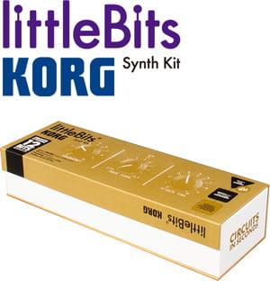korg littlebits modular synth kit. Black Bedroom Furniture Sets. Home Design Ideas