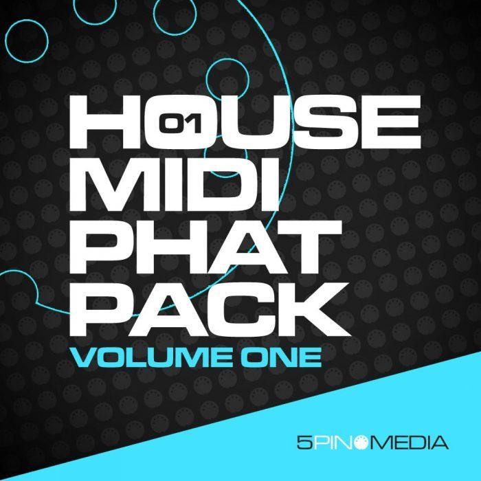 5pin media house midi phat pack vol 1