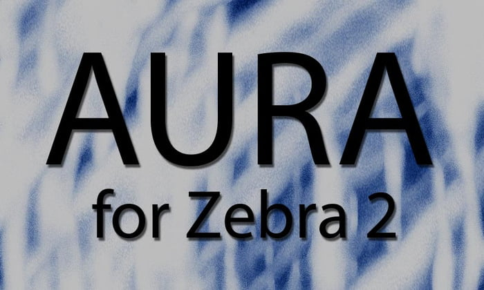 Homegrown Sounds Aura for Zebra 2 thumb