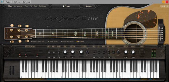 Ample Sound AGM Lite 2