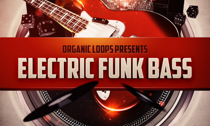 organic loops electric funk bass thumb