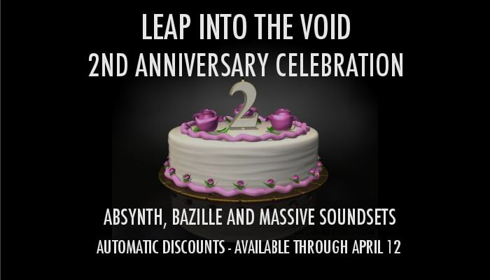 Leap Into The Void Sale