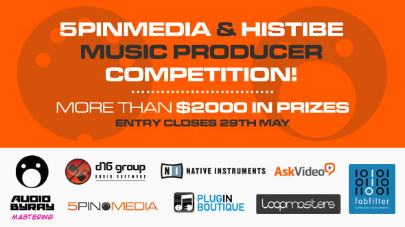 Loopmasters 5Pin Media Histibe competition
