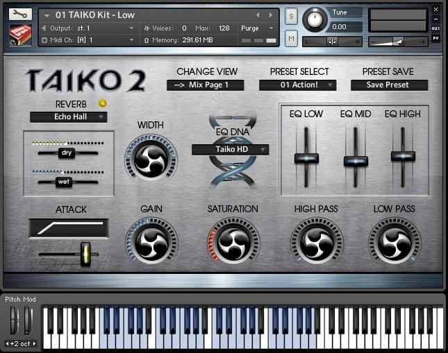 Nine Volt Audio Taiko 2