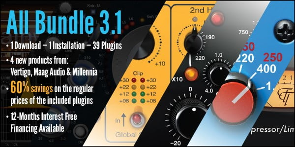 Plugin Alliance All Bundle updated to v3 1 + 4 new plugins
