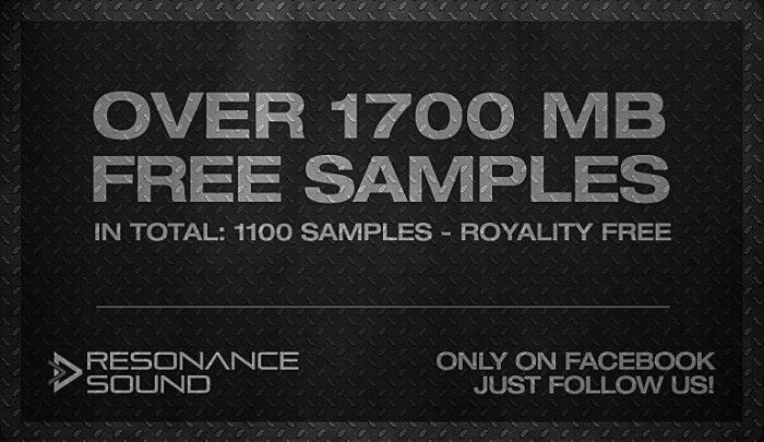 Resonance Sound Free samples