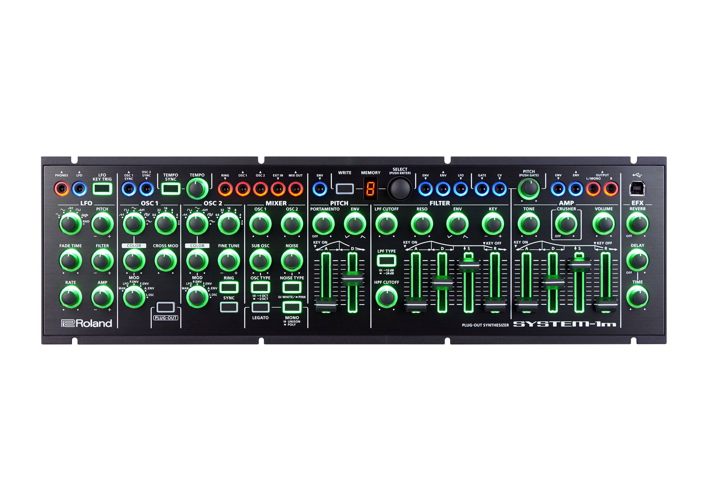 Aira Modular Announced By Roland