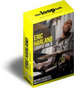 The Loop Loft Eric Harland Looped Vol 3