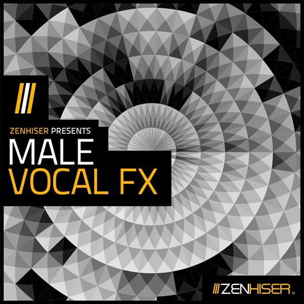 Zenhiser male vocal fx sample pack released for Classic house vocal samples