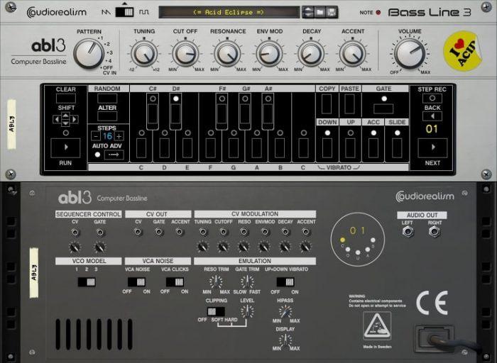 AudioRealism ABL3