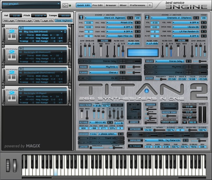 best service titan 2 synthesizer instrument library. Black Bedroom Furniture Sets. Home Design Ideas