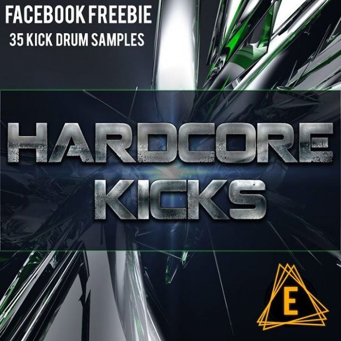 Hardcore Kicks free sample pack by Electronisounds