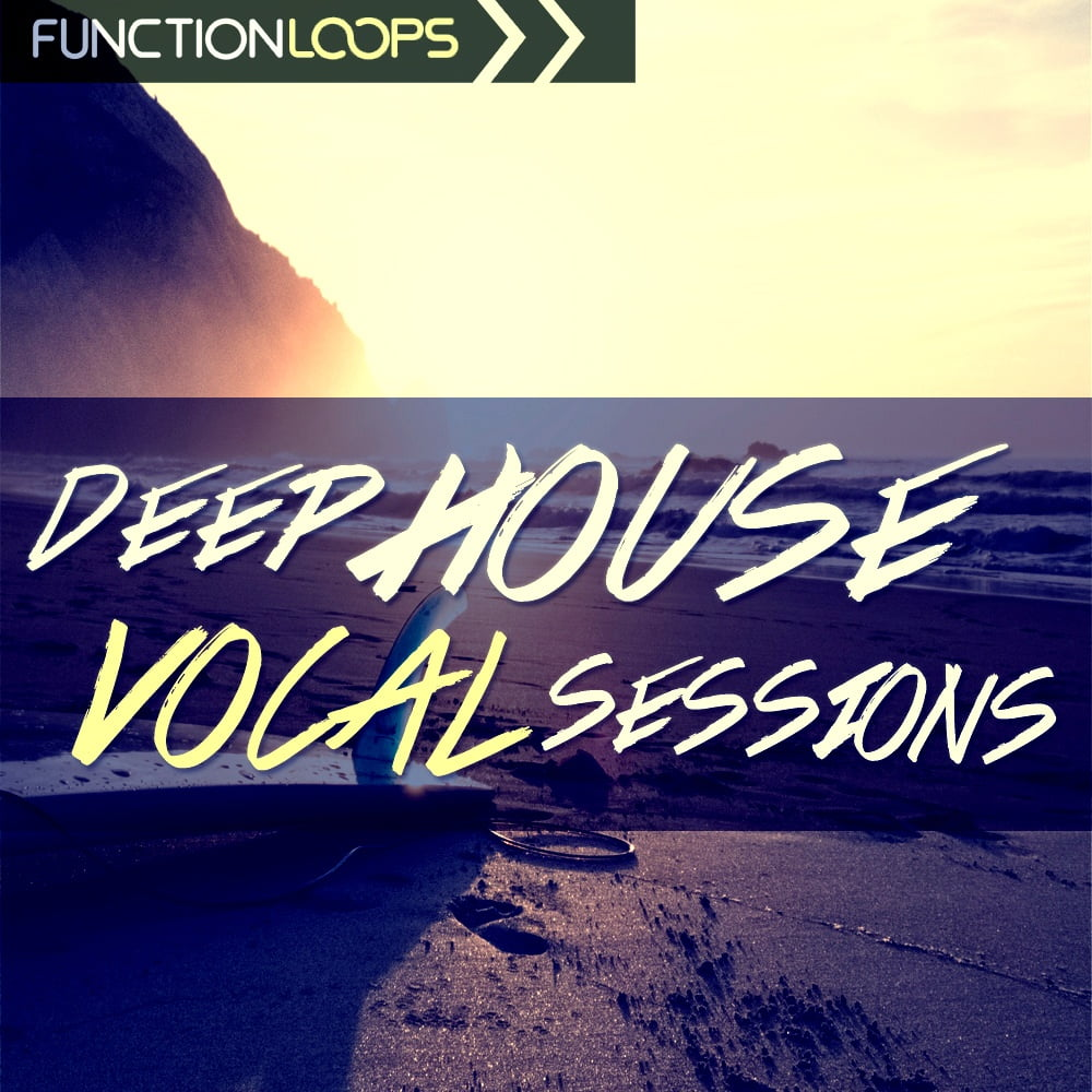 Function loops deep house vocal sessions sample pack for Classic house vocals acapella