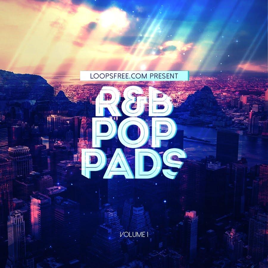 R&B & Pop Pads free sample pack by Loopsfree