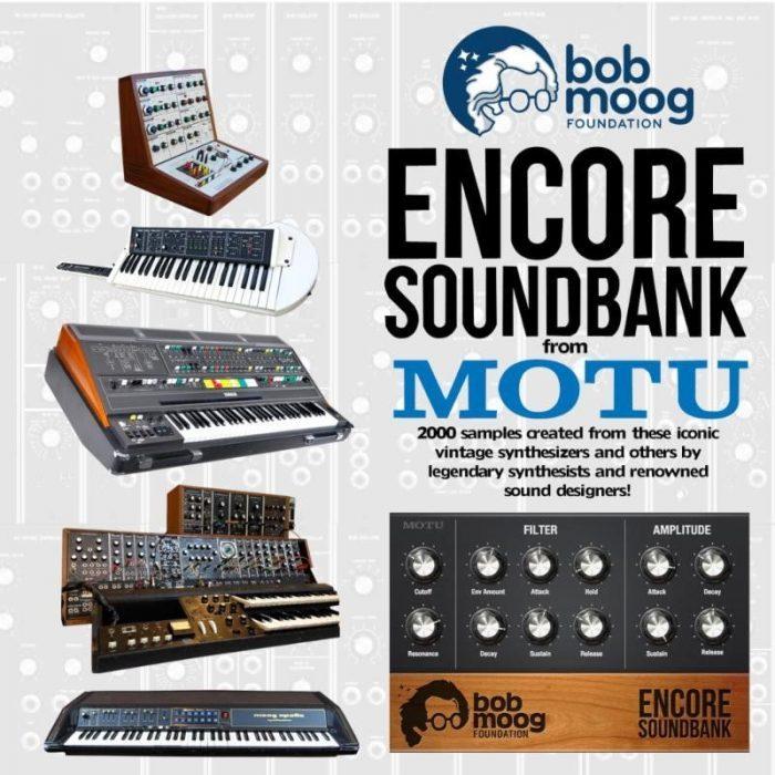 MOTU Encore Soundbank
