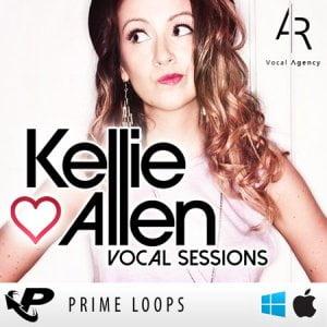 Prime Loops Kellie Allen Vocal Sessions