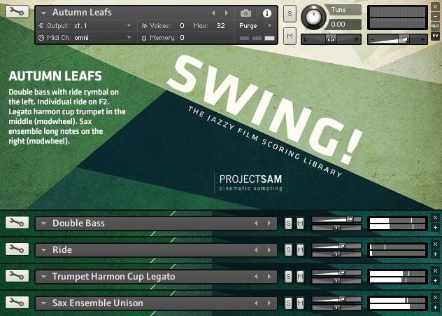 ProjectSAM Swing Multi