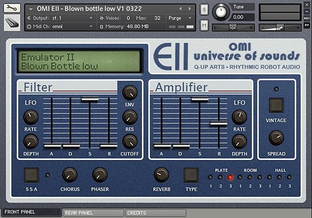 Rhythmic Robot Emulator II