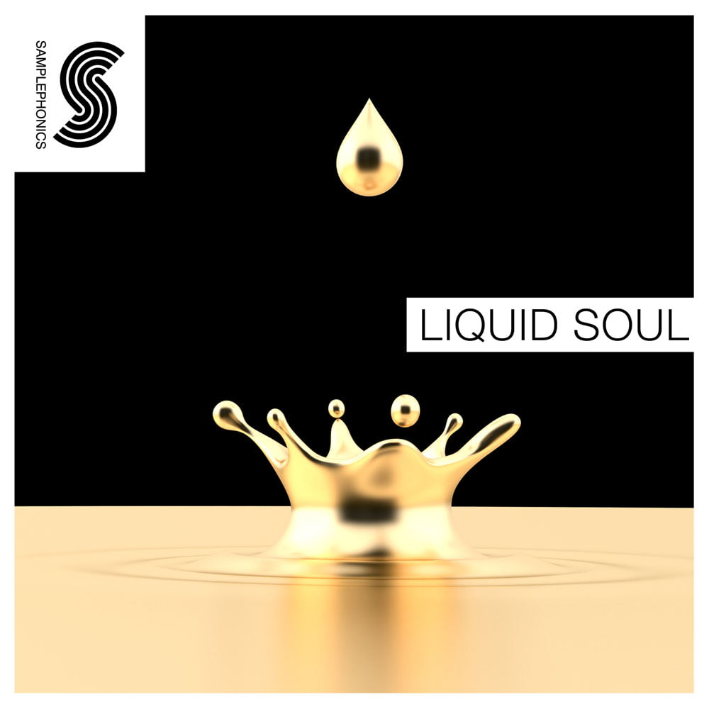 Liquid soul sample pack by samplephonics released for Samplephonics classic deep house