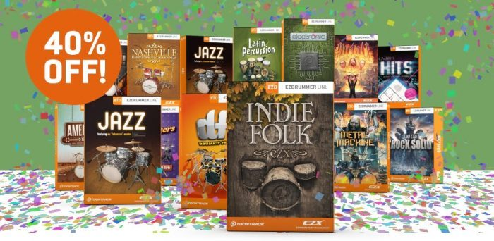 Toontrack May Sale
