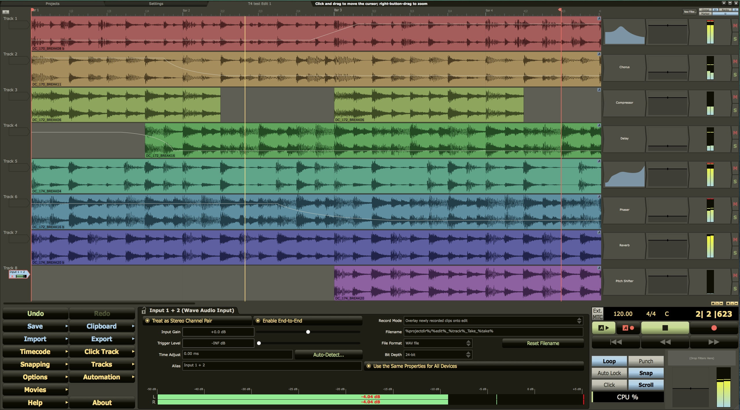 Tracktion redefines DAW lineup, Tracktion T4 now freeware