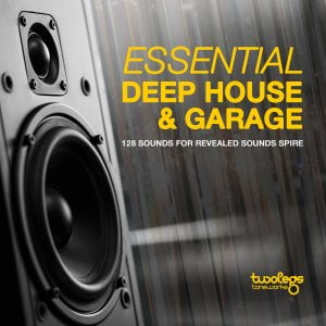 Twolegs Toneworks Essential Deep House & Garage for Spire