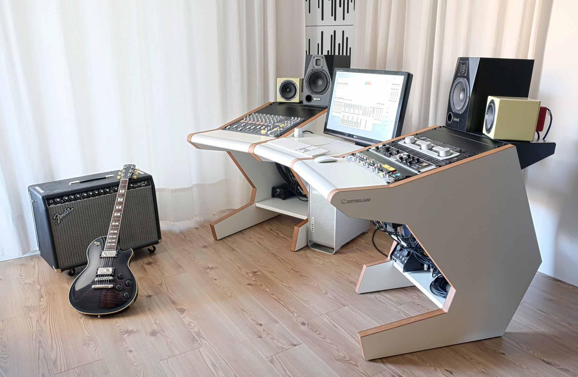 Unterlass Studio Furniture Announces Singledesk 40