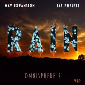 VSP Rain for Omnisphere 2