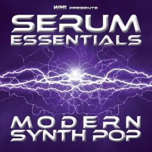 WMS Serum Essentials Modern Synth Pop