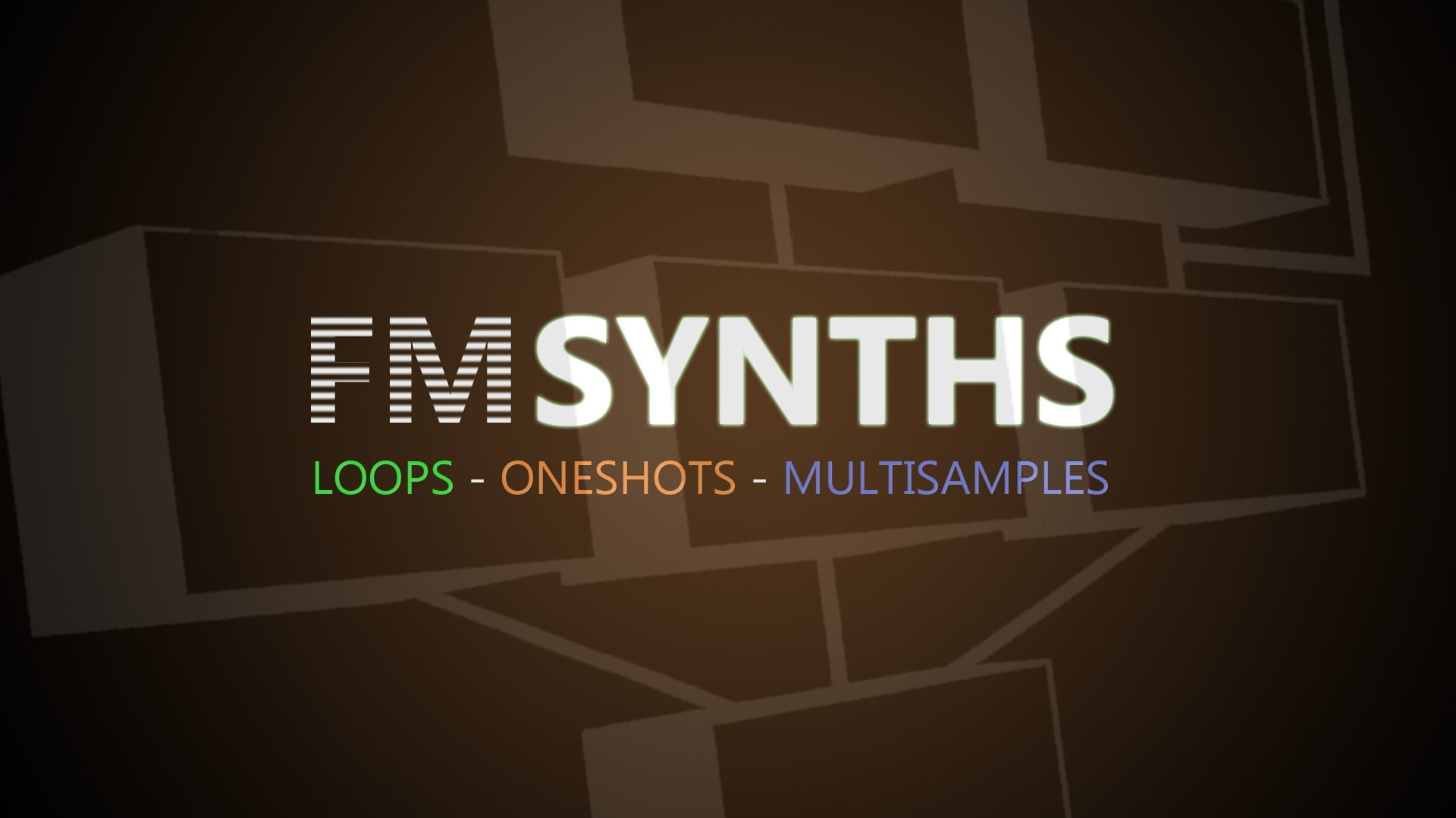 Fm synths free sample pack by midi error released for Future garage sample pack