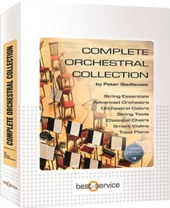 Best Service Complete Orchestral Collection box