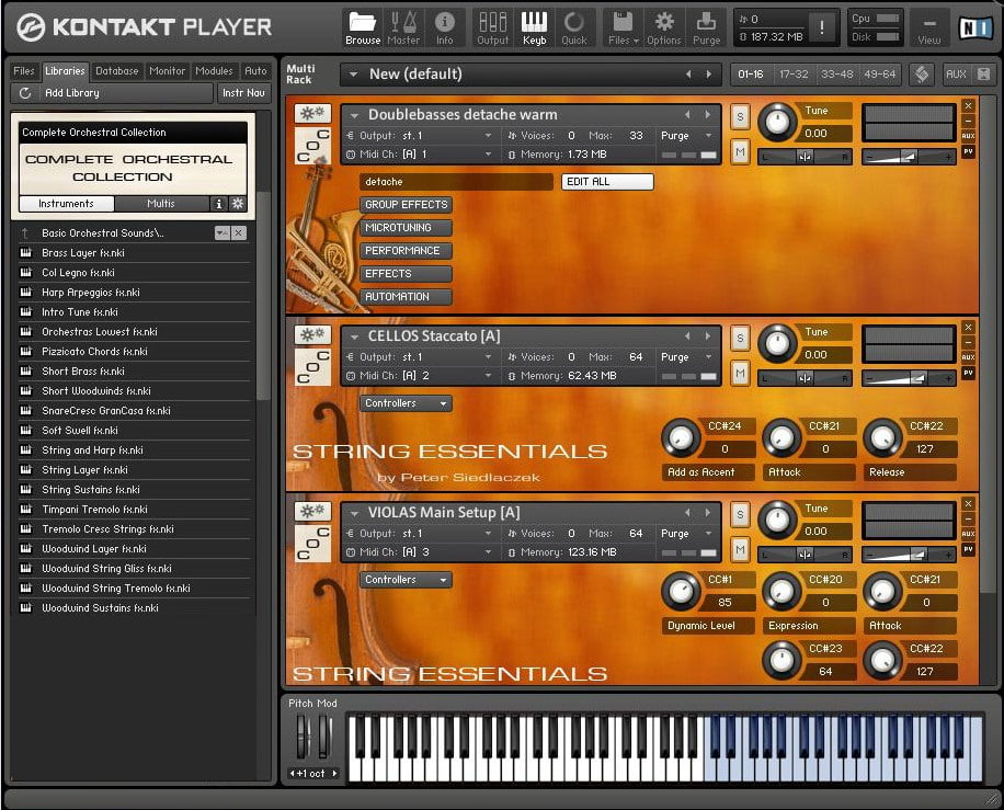 50% off Complete Orchestral Collection by Peter Siedlaczek